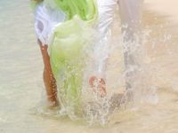 The beach - a spectacular venue for your special day
