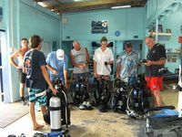 Scuba Lagoon Dive caters to group tours