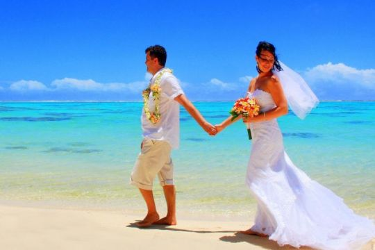 Simply Bliss - Wedding Package - Rarotonga proofMarker